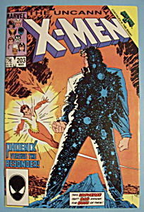 X - Men Comics - March 1986 - The Uncanny X-Men (Image1)