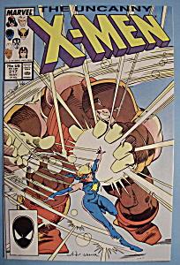 X - Men Comics - May 1987 - The Uncanny X-Men (Image1)