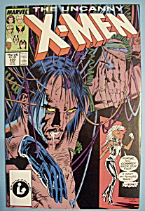 X - Men Comics - August 1987 - The Uncanny X-Men (Image1)