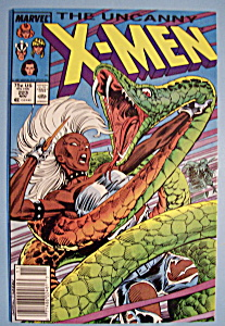 X - Men Comics - November 1987 - The Uncanny X-Men (Image1)