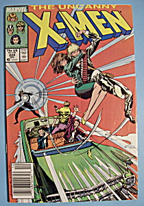 X - Men Comics - December 1987 - The Uncanny X-Men (Image1)