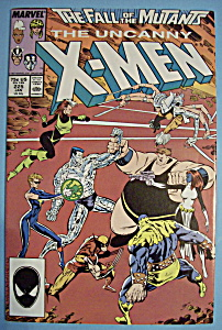 X - Men Comics - January 1988 - The Uncanny X-Men (Image1)