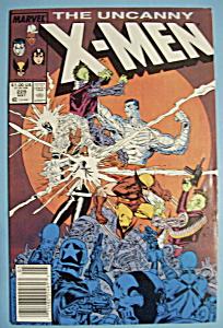X - Men Comics - May 1988 - The Uncanny X-Men (Image1)