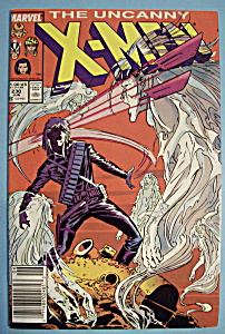 X - Men Comics - June 1988 - The Uncanny X-Men (Image1)