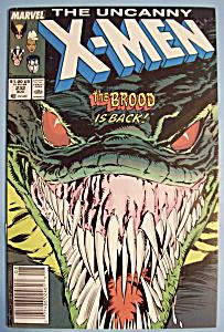 X - Men Comics - August 1988 - The Uncanny X-Men (Image1)