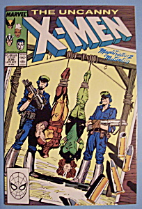 X - Men Comics - Late Oct 1988 - The Uncanny X-men