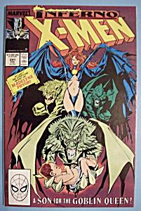 X - Men Comics - February 1989 - Inferno X-Men (Image1)