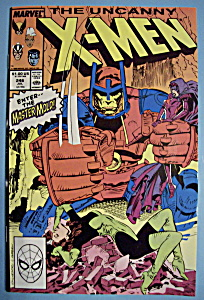 X - Men Comics - July 1989 - The Uncanny X-Men (Image1)