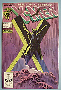 X - Men Comics - Early Nov 1989 - The Uncanny X-Men (Image1)