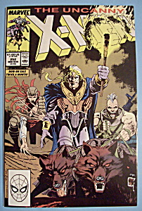 X - Men Comics - Mid Nov 1989 - The Uncanny X-Men (Image1)