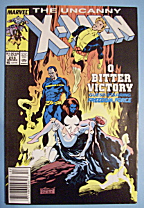 X - Men Comics - Mid Dec 1989 - The Uncanny X-men