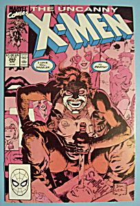 X - Men Comics - April 1990 - The Uncanny X-Men (Image1)