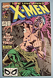 X - Men Comics - Early July 1990 - The Uncanny X-men