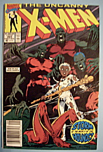 X - Men Comics - Early Aug 1990 - The Uncanny X-Men (Image1)