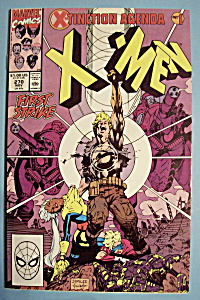 X - Men Comics - November 1990 - X-tinction Agenda