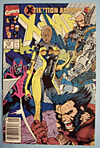 X - Men Comics - January 1991 - X-Tinction Agenda (Image1)