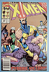 X - Men Comics - September 1991 - The Uncanny X-Men (Image1)