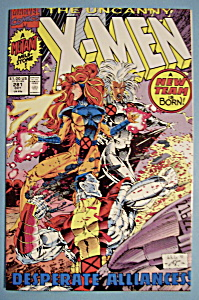 X - Men Comics - October 1991 - The Uncanny X-Men (Image1)