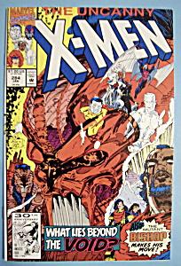 X - Men Comics - January 1992 - The Uncanny X-Men (Image1)