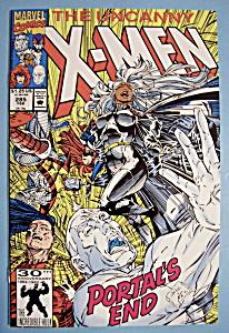 X - Men Comics - February 1992 - The Uncanny X-Men (Image1)