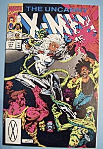 X - Men Comics - August 1992 - The Uncanny X-Men (Image1)
