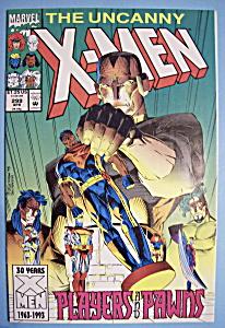 X - Men Comics - April 1993 - The Uncanny X-Men (Image1)