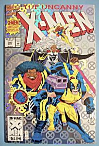 X - Men Comics - May 1993 - The Uncanny X-Men (Image1)