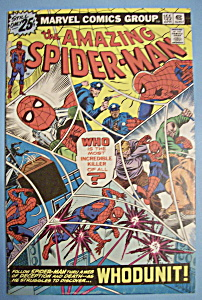 Spider-Man Comics - April 1976 - Whodunit (Image1)