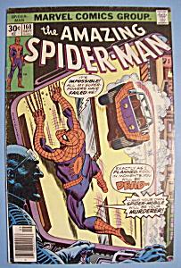 Spider-Man Comics - Sept 1976 - My Killer, The Car (Image1)