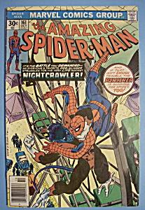 Spider-Man Comics - Oct 1976 - Nightcrawler (Image1)