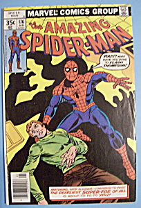 Spider-Man Comics - Jan 1978 - He Who Laughs Last (Image1)