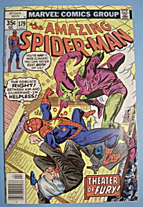 Spider-Man Comics - April 1978 - Theater Of Fury (Image1)