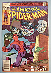 Spider-Man Comics - June 1978 - Flashback (Image1)