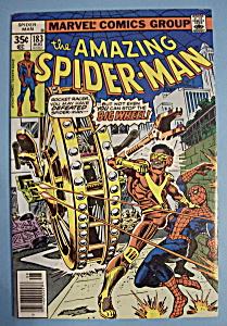 Spider-Man Comics - Aug 1978 - Big Wheel (Image1)