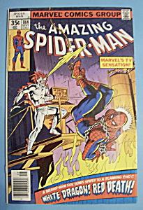 Spider-Man Comics - Sept 1978 - White Dragon Red Death (Image1)