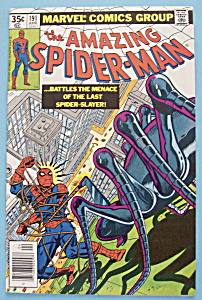 Spider-Man Comics - April 1979 - Wanted For Murder (Image1)