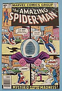 Spider-Man Comics - Dec 1979 - Mysterio (Image1)
