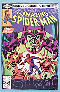 Spider-man Comics - Aug 1980 - Mesmero's Revenge