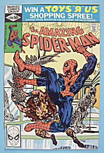 Spider-Man Comics - Oct 1980 - To Salvage My Honor (Image1)