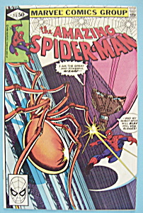 Spider-Man Comics - Feb 1981 - Wizard (Image1)