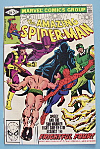 Spider-Man Comics - March 1981 - Frightful Four (Image1)