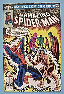 Spider-Man Comics - April 1981 - Frightful Four (Image1)