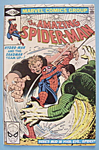 Spider-Man Comics - June 1981 - Hydro-Man & Sandman (Image1)