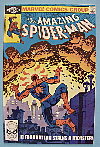 Spider-man Comics - July 1981 - Eye Of The Beholder