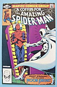 Spider-Man Comics - Sept 1981 - Moon Knight (Image1)