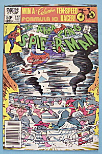 Spider-Man Comics - Nov 1981 - Faster Than The Eye (Image1)