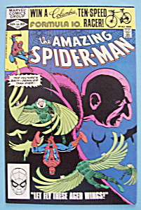 Spider-man Comics - Jan 1982 - Let Fly These Aged Wings