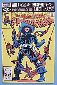 Spider-Man Comics - Feb 1982 - Fools...Like Us (Image1)