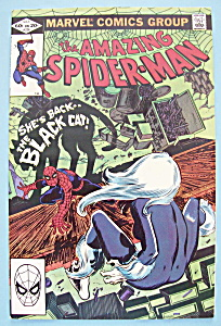 Spider-Man Comics - March 1982 - But The Cat Came Back (Image1)