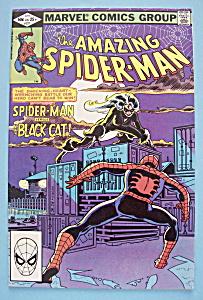 Spider-Man Comics -April 1982- Spider-Man vs. Black Cat (Image1)